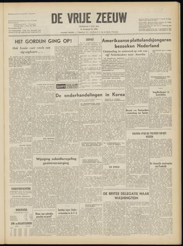 de Vrije Zeeuw 1953-07-07
