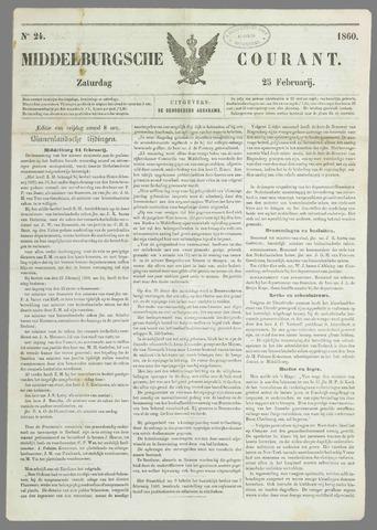 Middelburgsche Courant 1860-02-25
