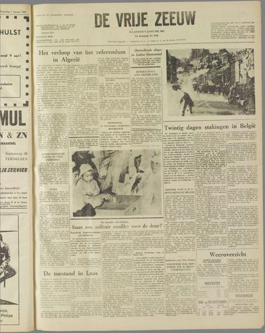 de Vrije Zeeuw 1961-01-09