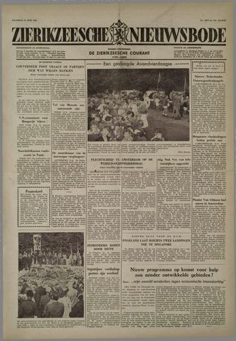 Zierikzeesche Nieuwsbode 1958-06-23