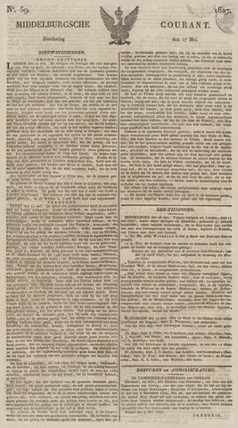 Middelburgsche Courant 1827-05-17