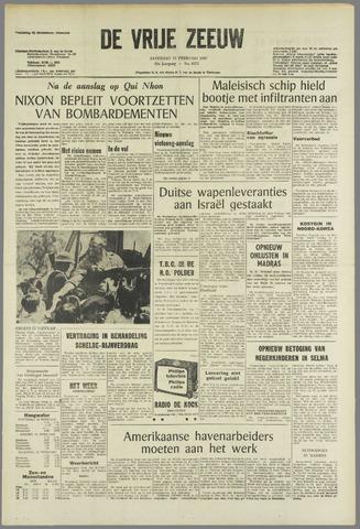 de Vrije Zeeuw 1965-02-13