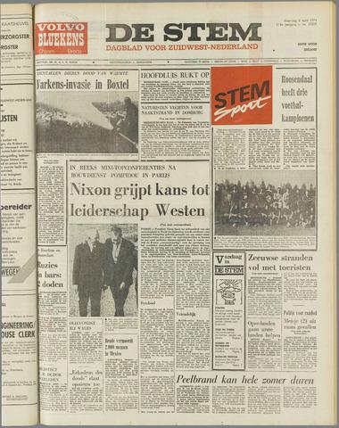de Stem 1974-04-08