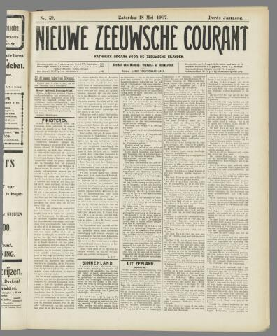 Nieuwe Zeeuwsche Courant 1907-05-18