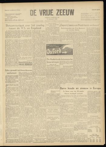 de Vrije Zeeuw 1956-02-03