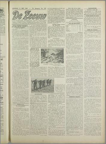De Zeeuw. Christelijk-historisch nieuwsblad voor Zeeland 1943-05-11