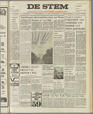 de Stem 1971-07-15