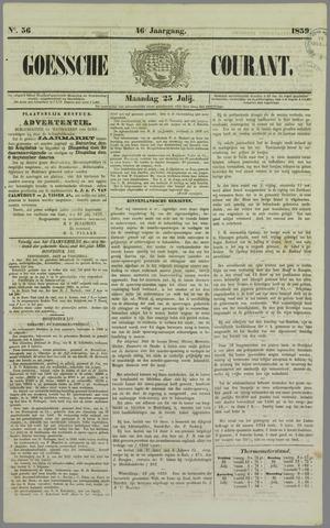 Goessche Courant 1859-07-25