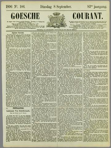 Goessche Courant 1896-09-08