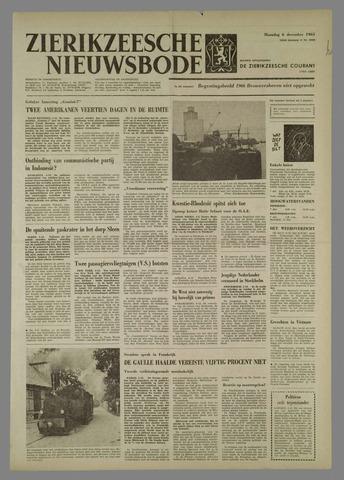 Zierikzeesche Nieuwsbode 1965-12-06