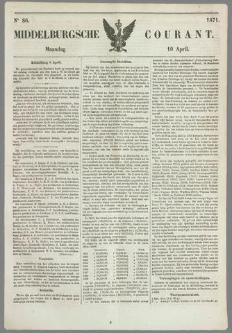 Middelburgsche Courant 1871-04-10
