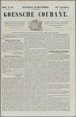 Goessche Courant 1865-12-19