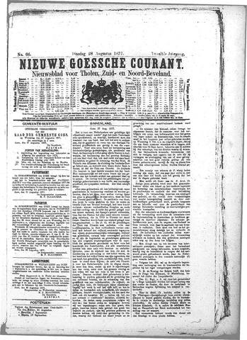 Nieuwe Goessche Courant 1877-08-28