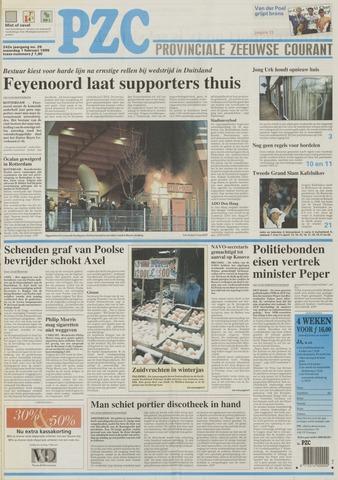 Provinciale Zeeuwse Courant 1999-02-01