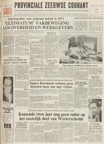 Provinciale Zeeuwse Courant 1972-05-20