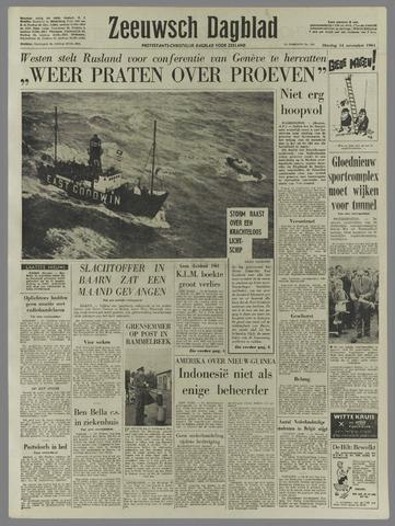 Zeeuwsch Dagblad 1961-11-14
