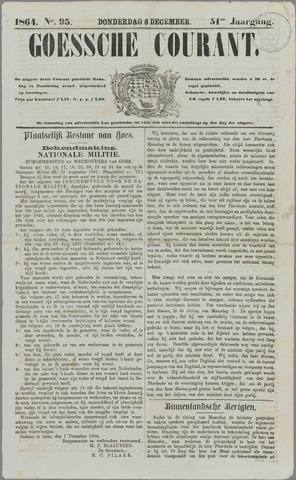 Goessche Courant 1864-12-08
