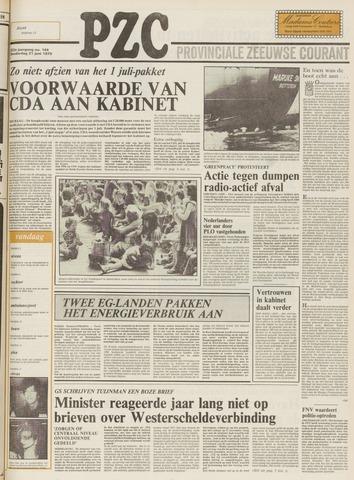 Provinciale Zeeuwse Courant 1979-06-21