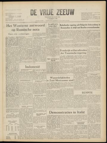 de Vrije Zeeuw 1952-03-26