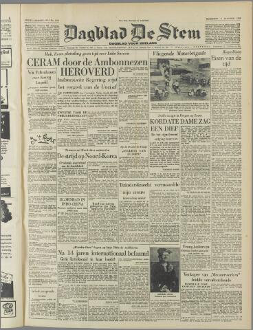 de Stem 1950-10-11