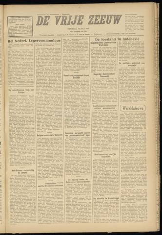 de Vrije Zeeuw 1947-07-29
