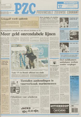 Provinciale Zeeuwse Courant 1995-12-21
