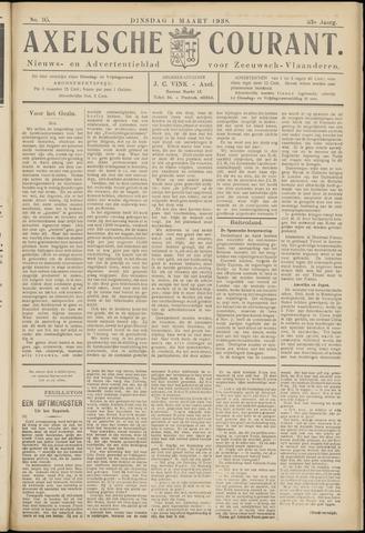 Axelsche Courant 1938-03-01