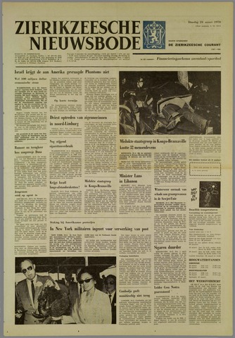 Zierikzeesche Nieuwsbode 1970-03-24