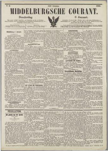 Middelburgsche Courant 1901-01-03