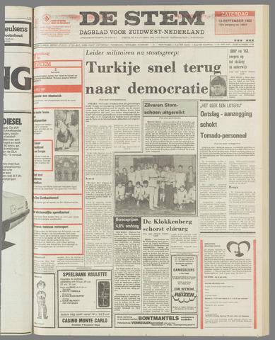 de Stem 1980-09-13