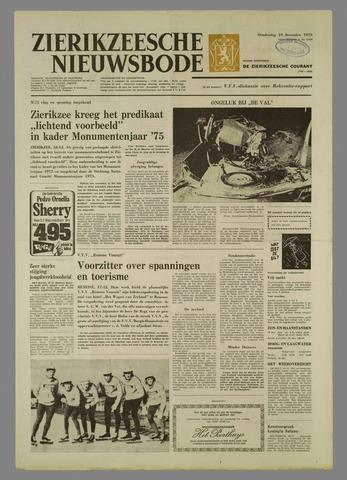 Zierikzeesche Nieuwsbode 1974-12-19