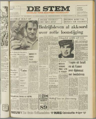 de Stem 1972-10-26