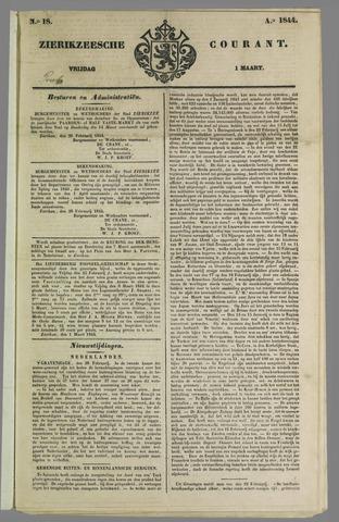 Zierikzeesche Courant 1844-03-01