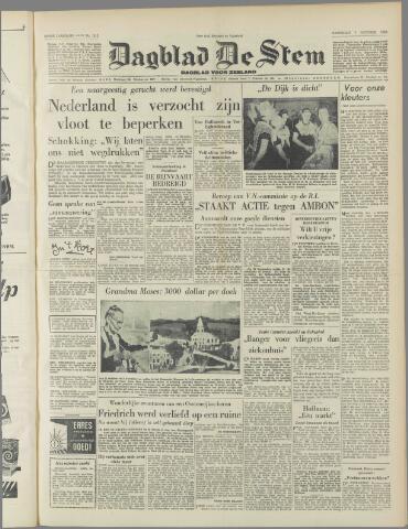 de Stem 1950-10-07