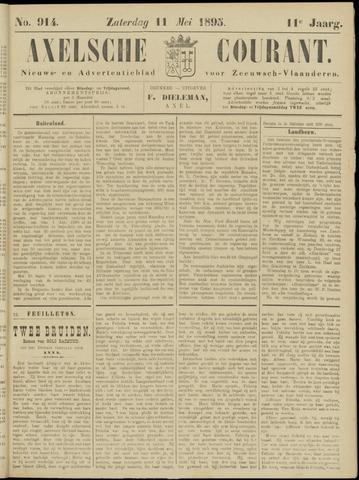 Axelsche Courant 1895-05-11