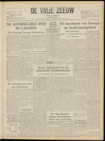 de Vrije Zeeuw 1952-04-25