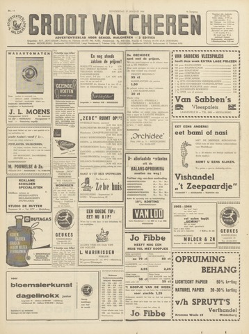 Groot Walcheren 1966-01-27