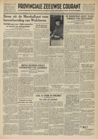 Provinciale Zeeuwse Courant 1950-03-10