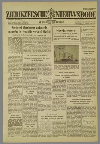 Zierikzeesche Nieuwsbode 1959-12-22