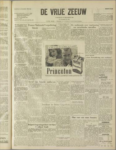 de Vrije Zeeuw 1958-12-10