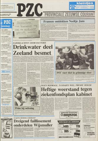 Provinciale Zeeuwse Courant 1987-05-29