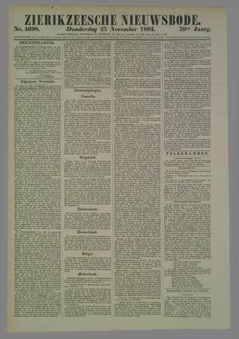 Zierikzeesche Nieuwsbode 1882-11-23