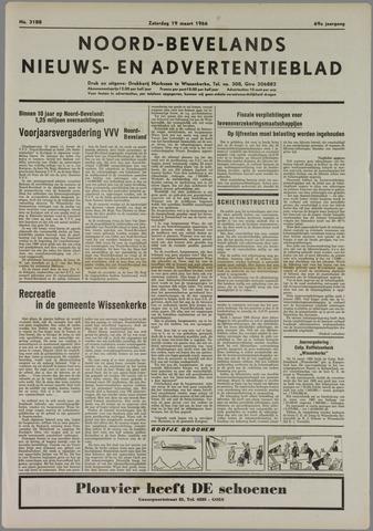 Noord-Bevelands Nieuws- en advertentieblad 1966-03-19