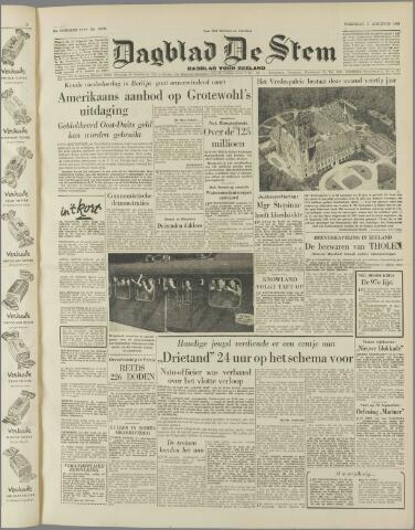 de Stem 1953-08-05