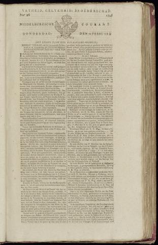 Middelburgsche Courant 1795-02-19