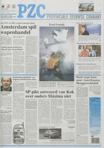 Provinciale Zeeuwse Courant 2000-11-23