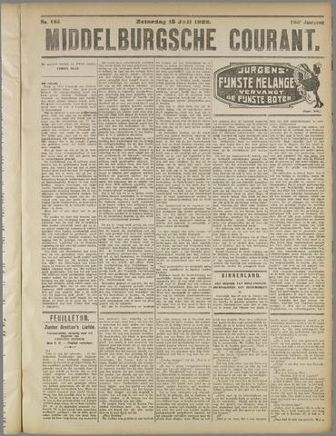Middelburgsche Courant 1922-07-15