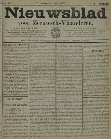 Nieuwsblad voor Zeeuwsch-Vlaanderen 1893-06-03