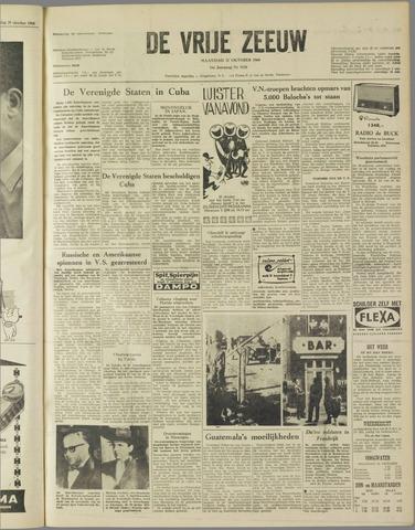 de Vrije Zeeuw 1960-10-31