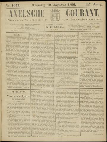 Axelsche Courant 1896-08-19
